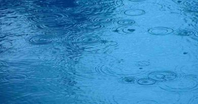 zapach deszczu