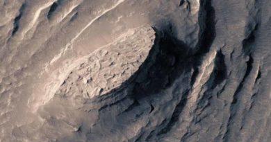lot nad Marsem