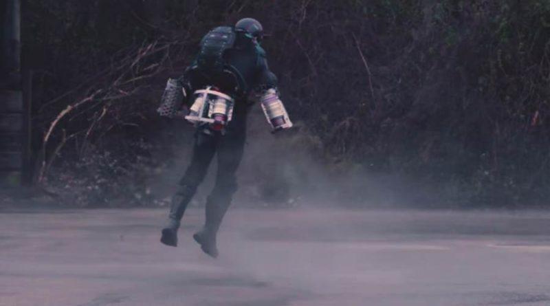 Brytyjski wynalazca stworzył strój inspirowany filmem Iron Man