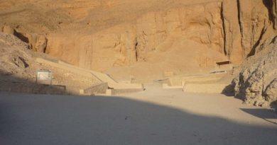 Znaleziono grobowiec Anchesenamon – żony Tutanchamona?