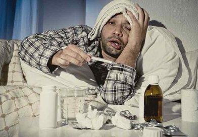 """""""Męska grypa"""" naprawdę istnieje"""