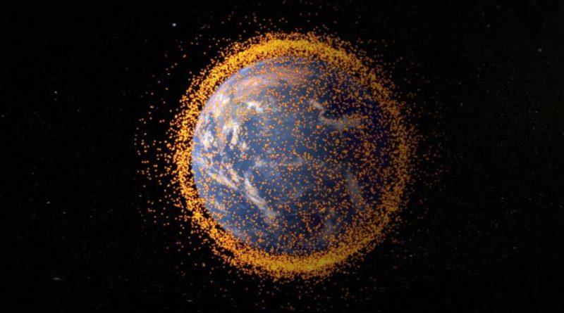 Sprzątanie orbity przy pomocy lasera? Nowy pomysł chińskich naukowców