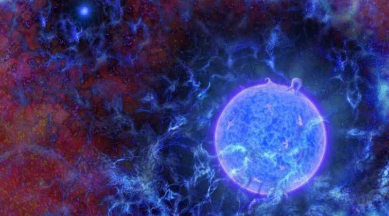 kosmiczny świt