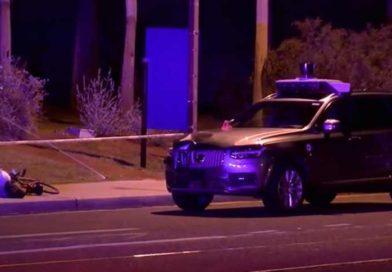 Autonomiczny samochód spowodował śmiertelny wypadek